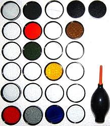 SPE 58mm Digital Camera Lens Filter Kit for Canon EOS