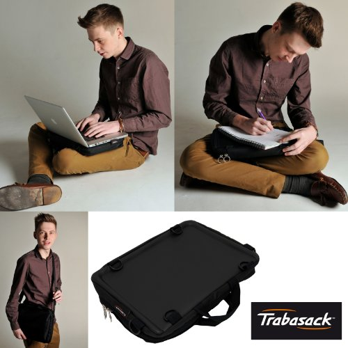Trabasack Mini - Student Study Bag and Lapdesk - College, University or School