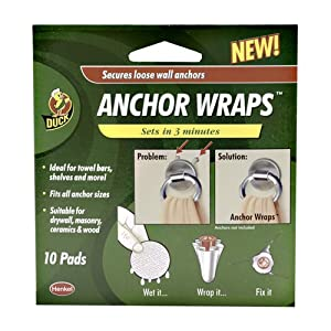 Amazon.com: Duck 00-09408 Anchor Wraps, 10-Pads: Home Improvement