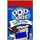 Kellogg's Pop Tarts Frosted Cookies & Cream 400g