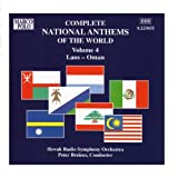 National Anthems of the World - Volume 4 Slovak Rso/Breiner
