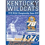 Cover art for  Kentucky Wildcats vs. Duke Blue Devils : 1978 NCAA Basketball Championship Game