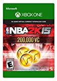 NBA 2K15 200,000 Virtual Currency - Xbox One [Digital Code]