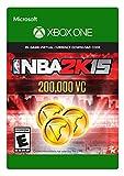 NBA 2K15 200,000 Virtual Currency - Xbox One [Digital Code]