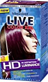 Schwarzkopf LIVE Color XXL Luminance L76 Ultra Violet