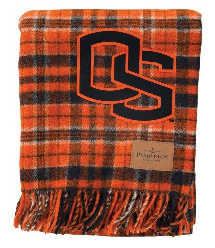 Orange Plush Blanket