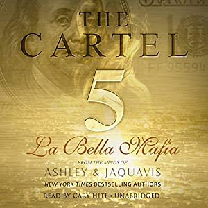 The Cartel 5 Audiobook