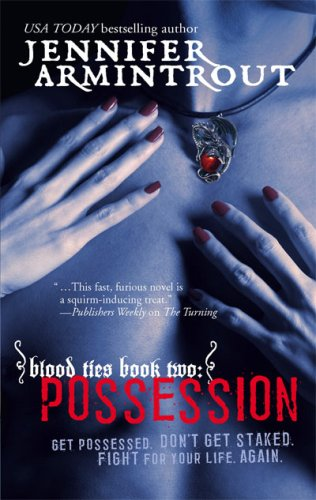Reseña: Possession #2 de Jennifer Armintrout (Saga Blood Ties)