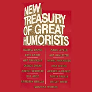 New Treasury of Great Humorists Audiobook