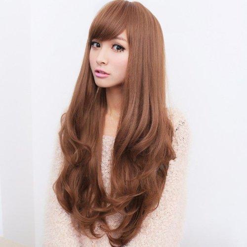 Sale alerts for X&Y ANGEL 2013 New Long Wavy Sexy Stylish Heat Resistant Kanekalon Hair Wig Wigs - Covvet