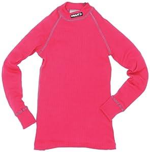 Craft Zero ras de cou manches longues Sous-vêtement mixte enfant Cherry 146-152