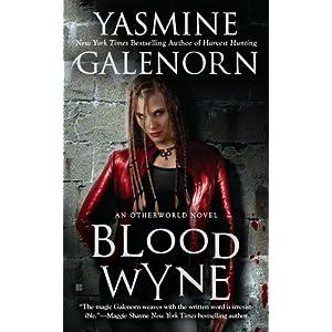 Blood Wyne - Yasmine Galenorn
