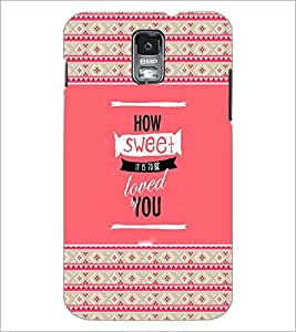 PrintDhaba Quote D-4680 Back Case Cover for SAMSUNG GALAXY S5 (Multi-Coloured)