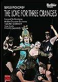 echange, troc Sergei Prokofiev - L'Amour des Trois Oranges (Festival d'Aix-en-Provence)
