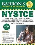 Barron's NYSTCE, 4th Edition: EAS / A...