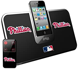 iHip Official MLB - NEW YORK YANKEES - Portable iDock Stereo Speaker with Wireless... by iHip