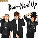 Boom Word Up(通常盤)