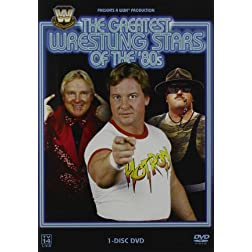 Greatest Wrestling Stars Of The 80s (Single Disc)