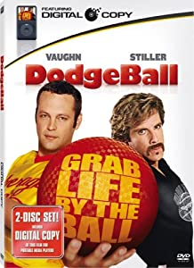 "Cover of ""Dodgeball: A True Underdog Stor..."