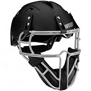 Worth Slowpitch Softball Pitchers Helmet by Worth