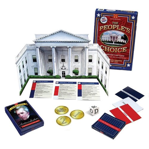 The People's Choice: A Presidential Card Game - 1
