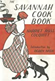 The Savannah Cook Book