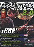 Tommy Igoe: Groove Essentials - The Play-Along 2.0 (Deutsche Ausgabe). Für Schlagzeug