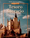 img - for Tesoro Literario: Teachers Annotated Edition (Spanish Edition) book / textbook / text book