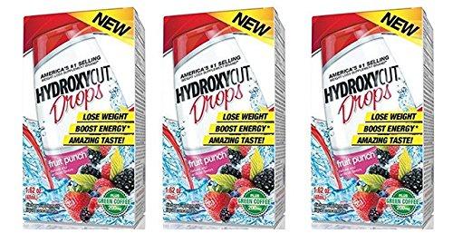 Nouveau! Perte de poids de Hydroxycut descend