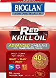 Bioglan Red Krill Oil Capsules Pack of 30