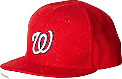 New Era Men's My First Authentic Collection Washington Nationals Home Youth