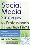 img - for Social Media Strategies for Professionals and Their Firms: The Guide to Establishing Credibility and Accelerating Relationships book / textbook / text book