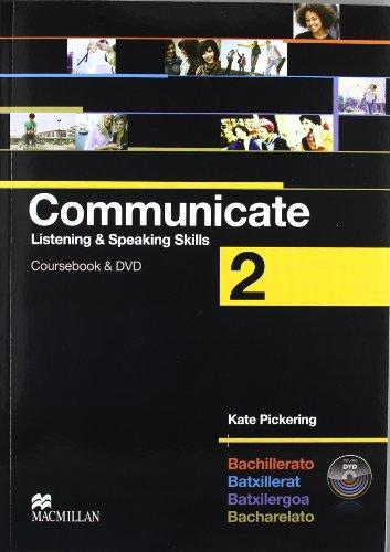 Communicate 2 Coursebook & DVD