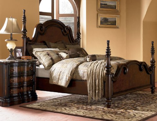 Campania Poster Bedroom Set by Ashley Furniture