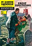 img - for Great Expectations (with panel zoom) - Classics Illustrated book / textbook / text book
