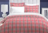 Tommy Hilfiger Logan Collection Duvet Set, Twin
