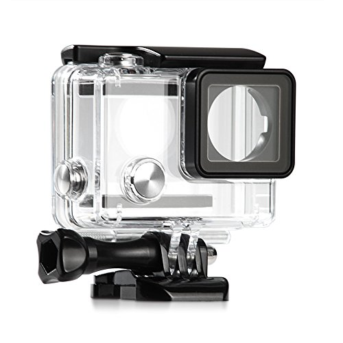 SOONSUN-Standard-Protective-Waterproof-Dive-Housing-Case-for-GoPro-Hero-4-3-3-Camera-Underwater-40-Meters