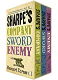 Sharpe 3-Book Collection 5: Sharpe's Company, Sharpe's Sword, Sharpe's Enemy (Sharpe Series)