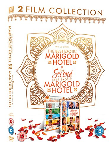 The Best Exotic Marigold Hotel + The Second Best Exotic Marigold Hotel [DVD]