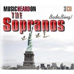 (OST) Клан Сопрано / Music Heard on the Sopranos - 2007, MP3, VBR 192-320 kbps