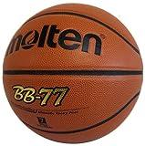 molten(モルテン) コンポジットレザー(人工皮革)バスケットボール 7号球 BB77