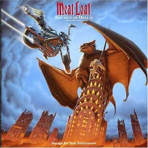 Bat out of Hell II: Back into Hell by Meat Loaf (1993) Audio CD
