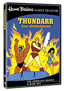 Thundarr the Barbarian [Import]