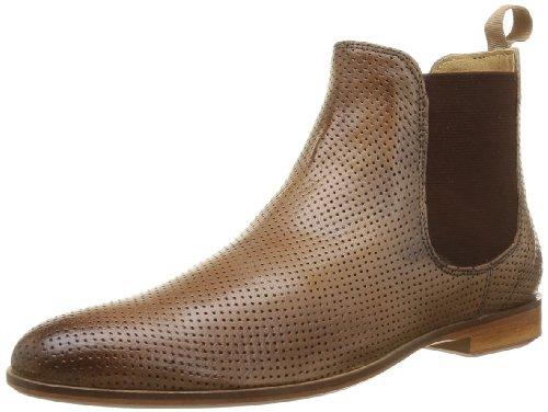 Melvin & Hamilton Women's Susan 10 Boots Beige Beige (Salerno Perfo Beige) 6.5