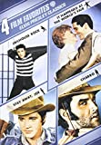 4 Film Favorites: Elvis Presley Classics (Jailhouse Rock / It Happened at the World's Fair / Stay Away, Joe / Charro) (Sous-titres français)