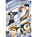 4 Film Favorites: Elvis Presley Classics (Charro, It Happened at the World's Fair, Jailhouse Rock: Deluxe Edition, Stay Away, Joe)