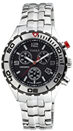 Timex Mens SL Series Chronograph stainless steel Bracelet - T2M759AU