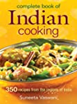 Complete Book of Indian Cooking: 350...