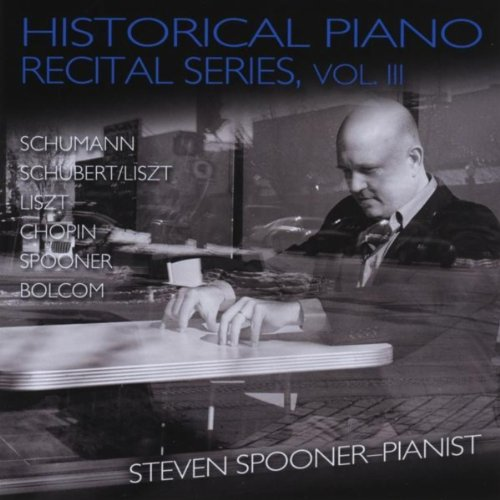 Buy Historical Piano Recital Series, Vol. III From amazon