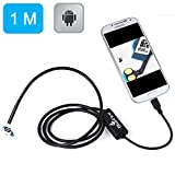 BlueFire® 7mm Android Endoscope IP67 Waterproof USB Inspection...